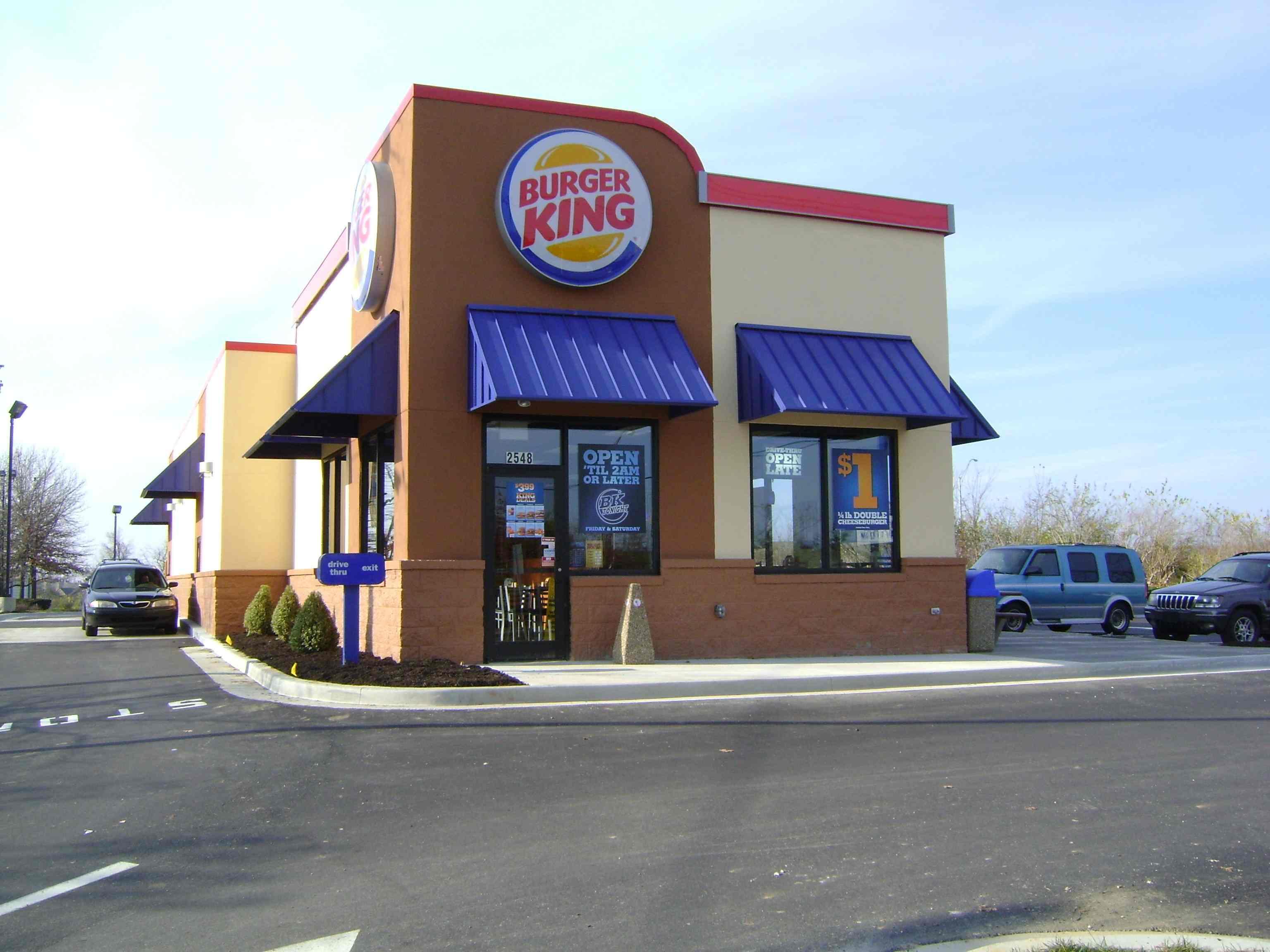 burger king restaurant locations